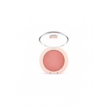 Nude Look Face Baked Blusher Golden Rose - Peachy Nude