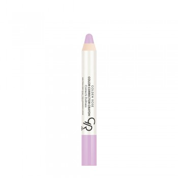 Color Corrector 52 Crayon Golden Rose