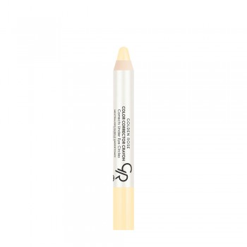 Color Corrector 53 Crayon Golden Rose