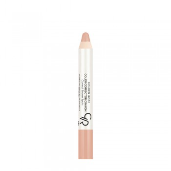 Color Corrector 54 Crayon Golden Rose