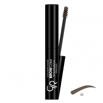Brow Color Tinted Eyebrow 03 Mascara Golden Rose