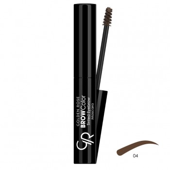 Brow Color Tinted Eyebrow 04 Mascara Golden Rose