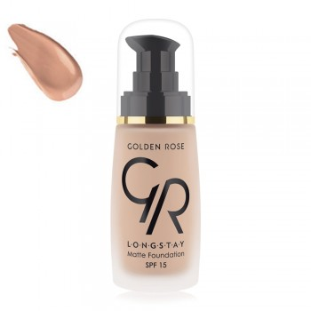 Longstay Matte 05 Foundation Golden Rose