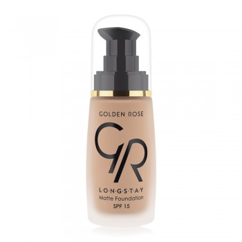 Longstay Matte 09 Foundation Golden Rose