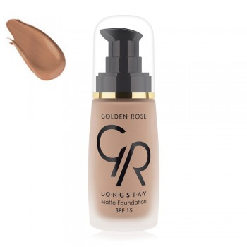 Longstay Matte 10 Foundation Golden Rose