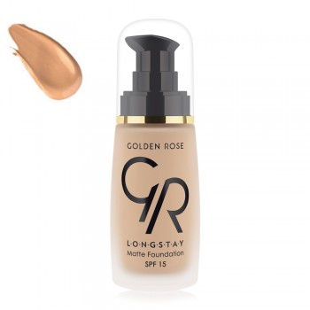 Longstay Matte 06 Foundation Golden Rose