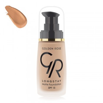 Longstay Matte 11 Foundation Golden Rose