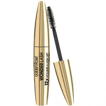 Wonder Lash Mascara 12x Volume & Lash Lift Golden Rose