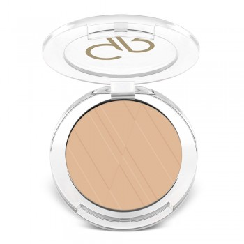 Pressed Powder 108 Dark Beige Golden Rose